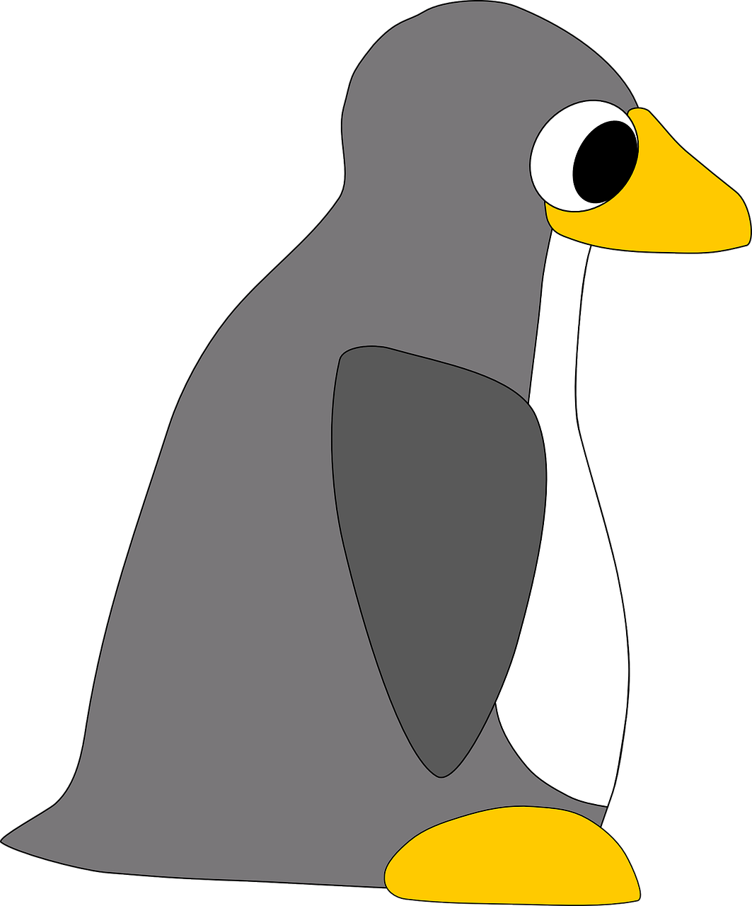 penguin linux tux free photo