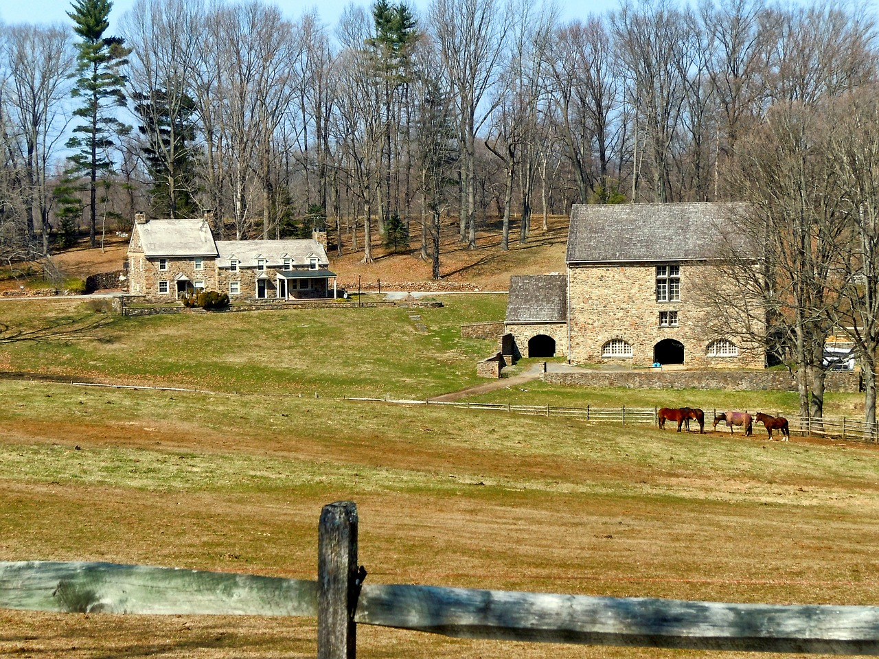 pennsylvania farm rural free photo
