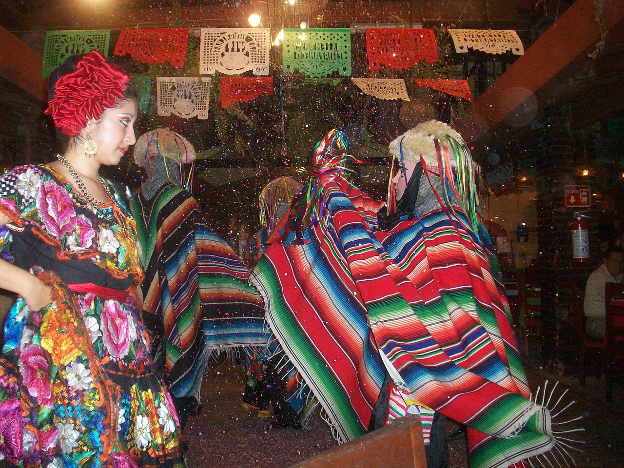 people chiapas mexico free photo