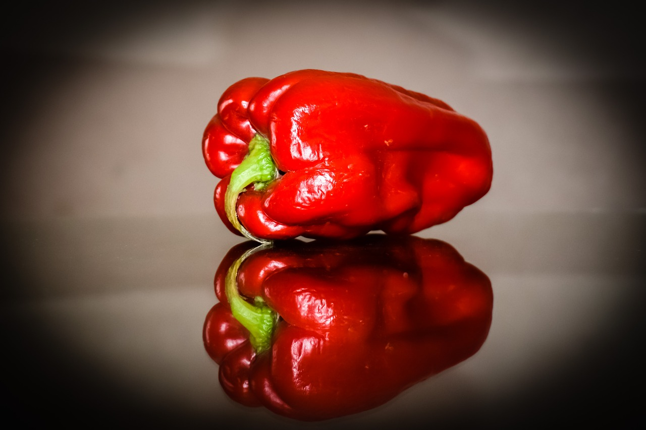 pepper food vegetable free picture
