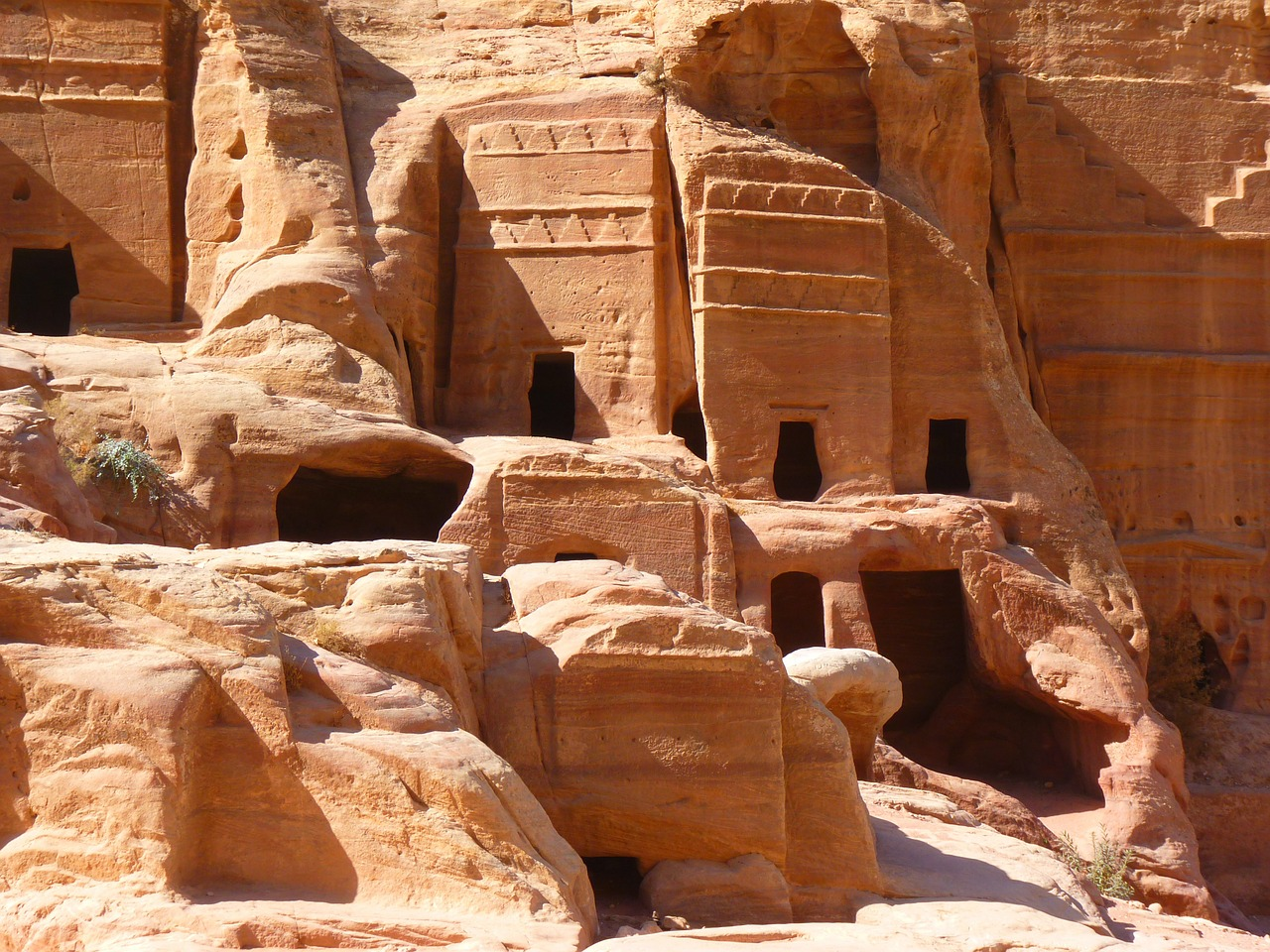 petra jordan holiday free picture