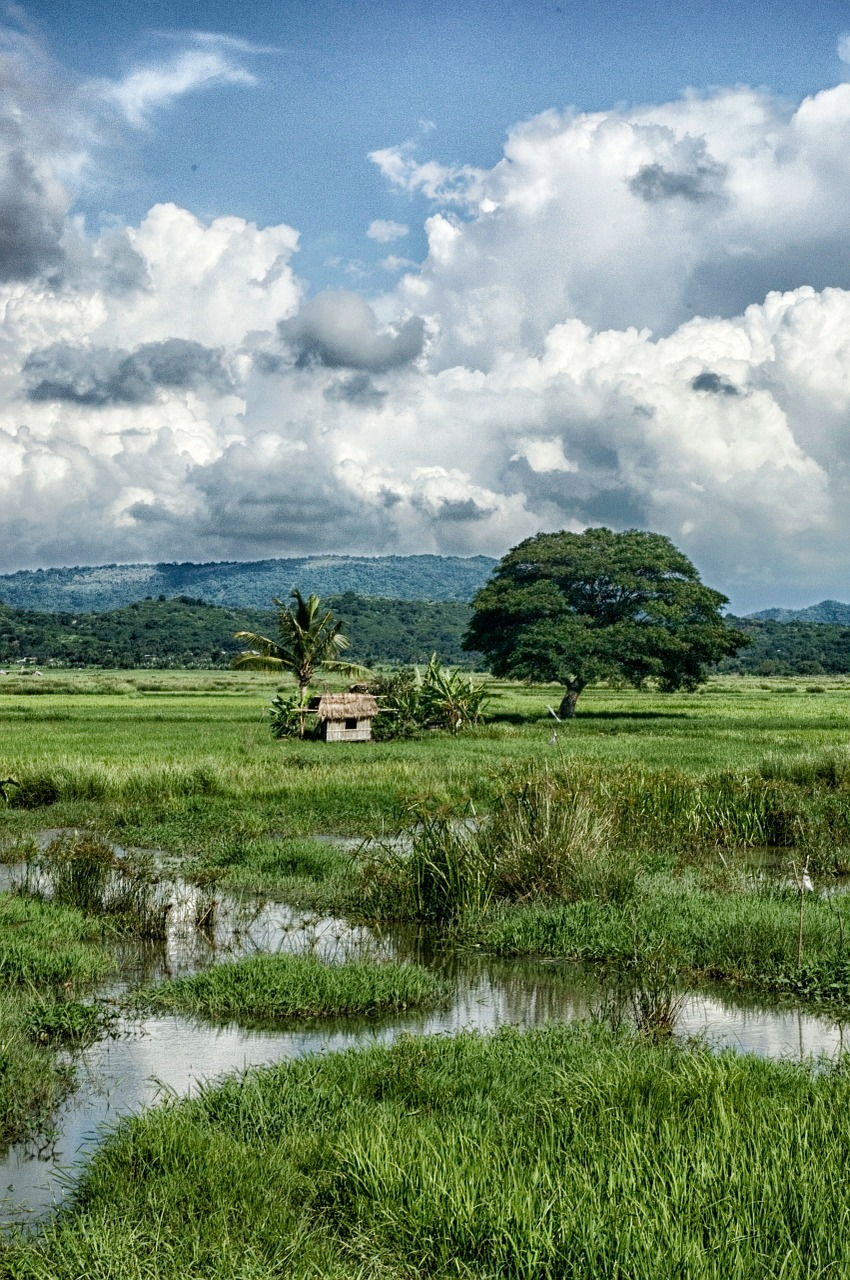 philippines landscape scenic free photo