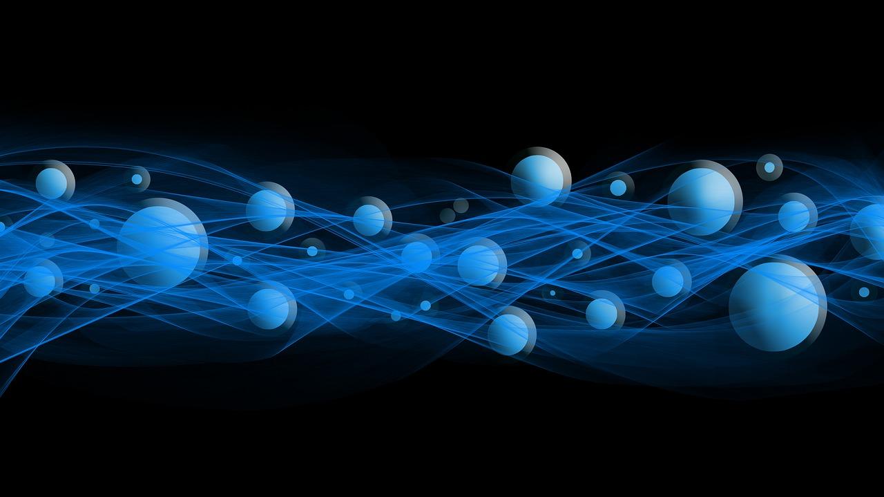 physics  quantum physics  particles free photo