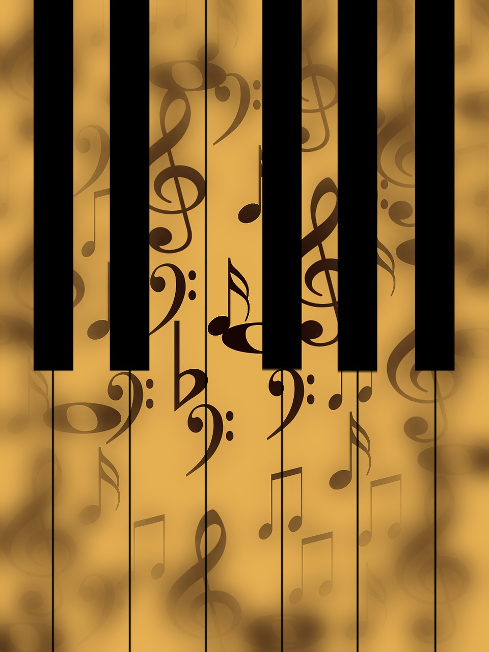 piano piano keys piano keyboard free photo