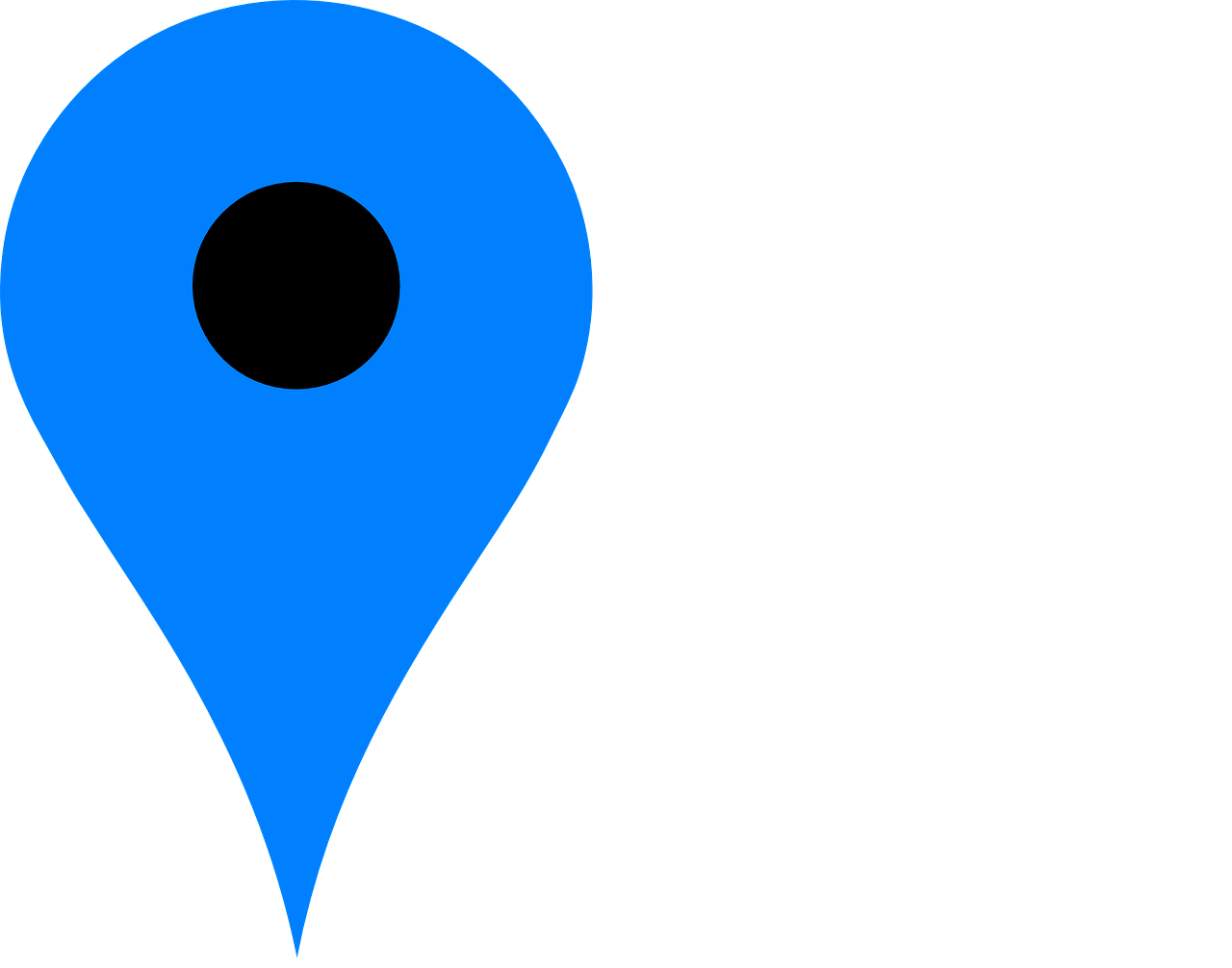 Location Position Icon Free Vector Graphic On Pixabay: Pin,location,map,icon,navigation