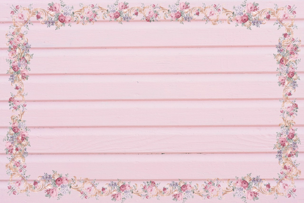 pink wood background free photo