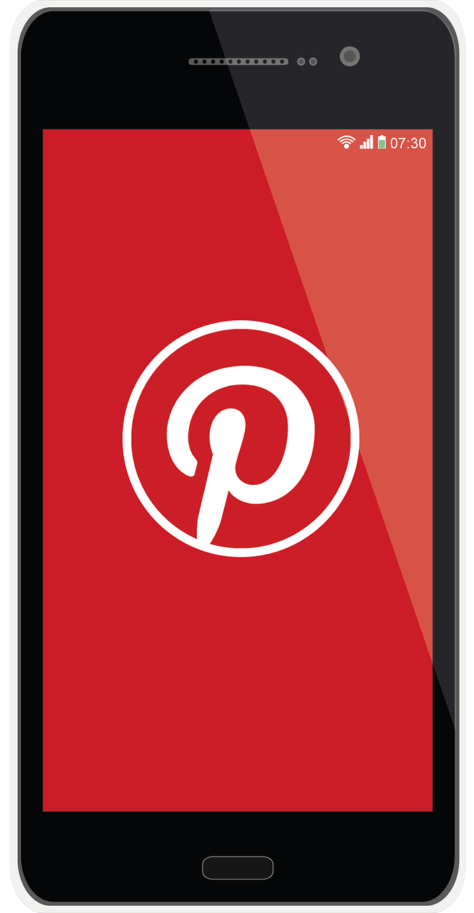 Pinterest,mobile,phone,social media,free pictures - free image ...