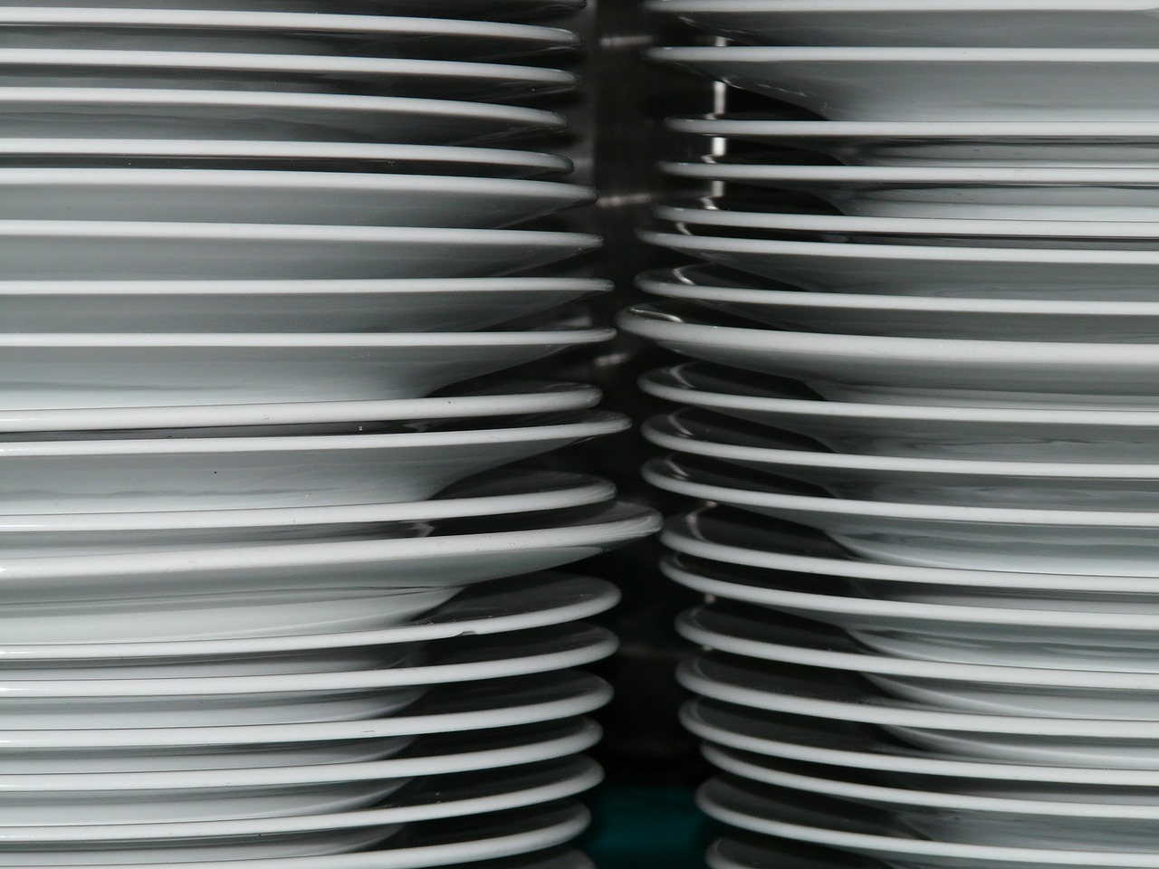 plate plate stack stack free photo