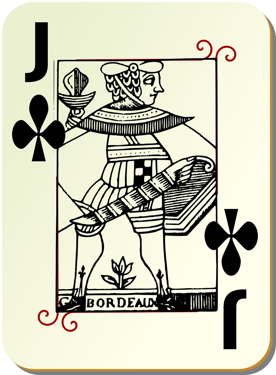 playing card,knave,clubs,card deck,deck,casino,free vector graphics,free pictures, free photos, free images, royalty free, free illustrations, public domain