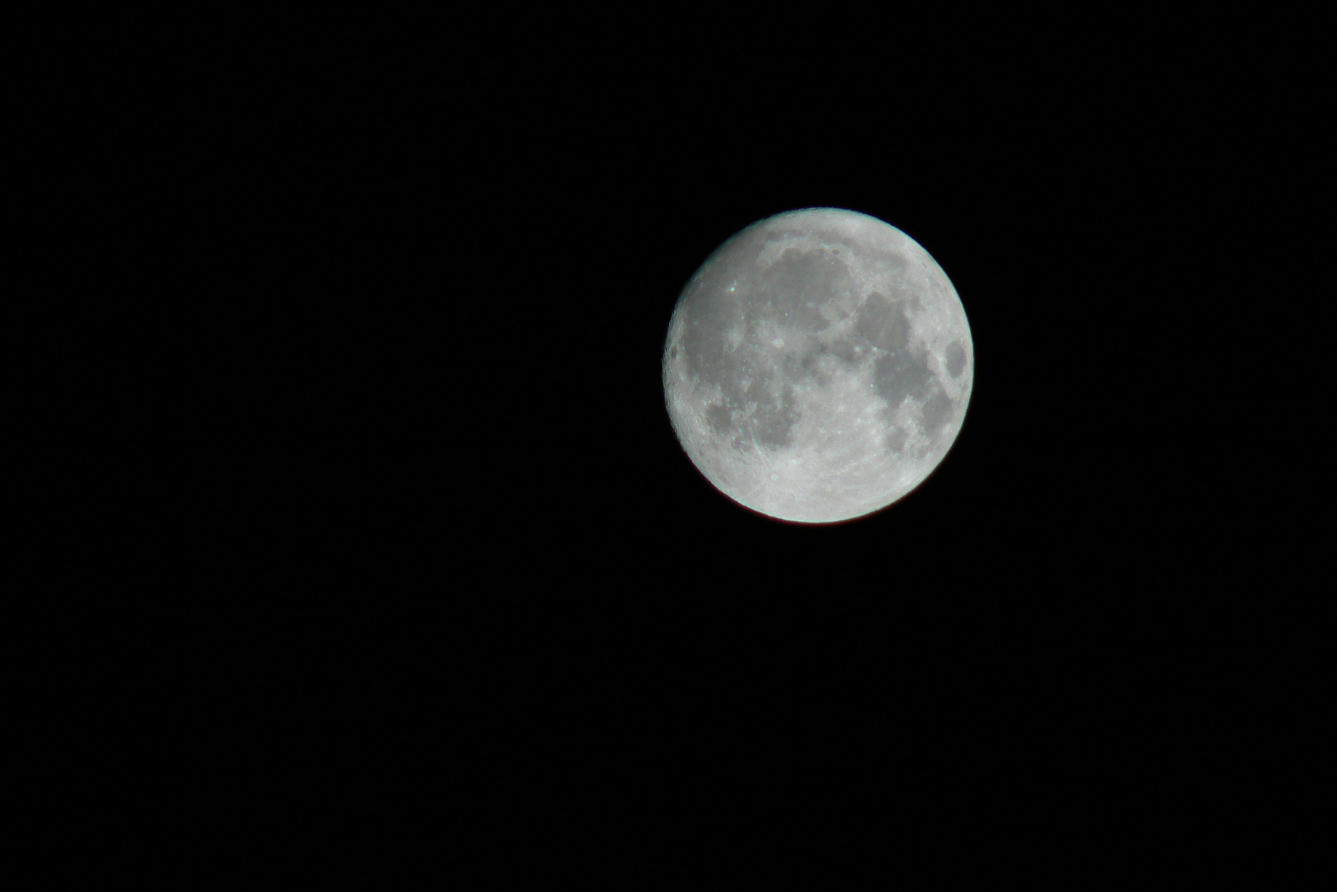 Bokeh,full-moon,planet,space,landscape - free photo from needpix com