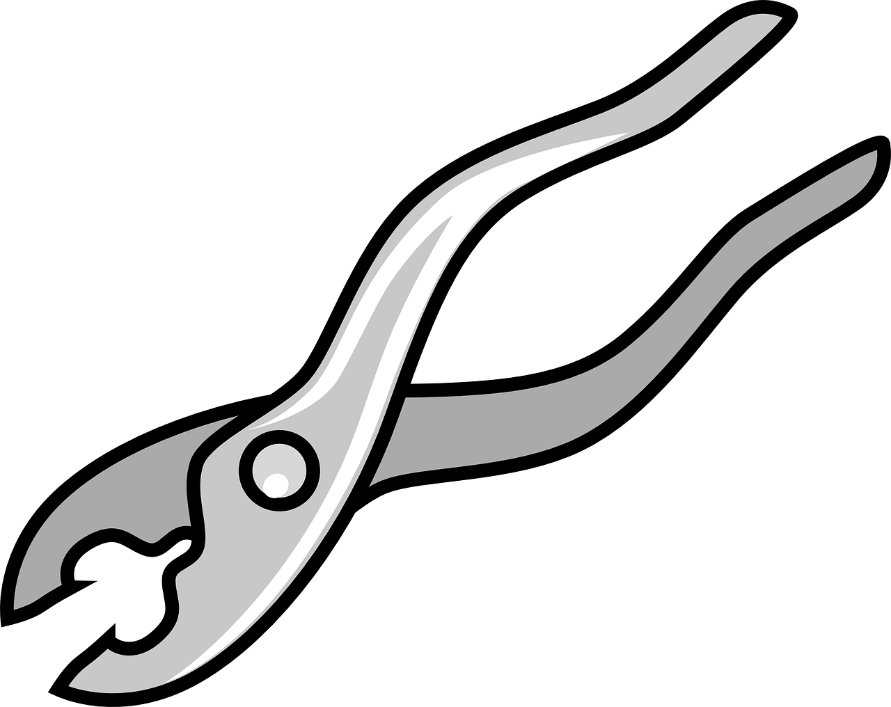 pliers tool repair free photo