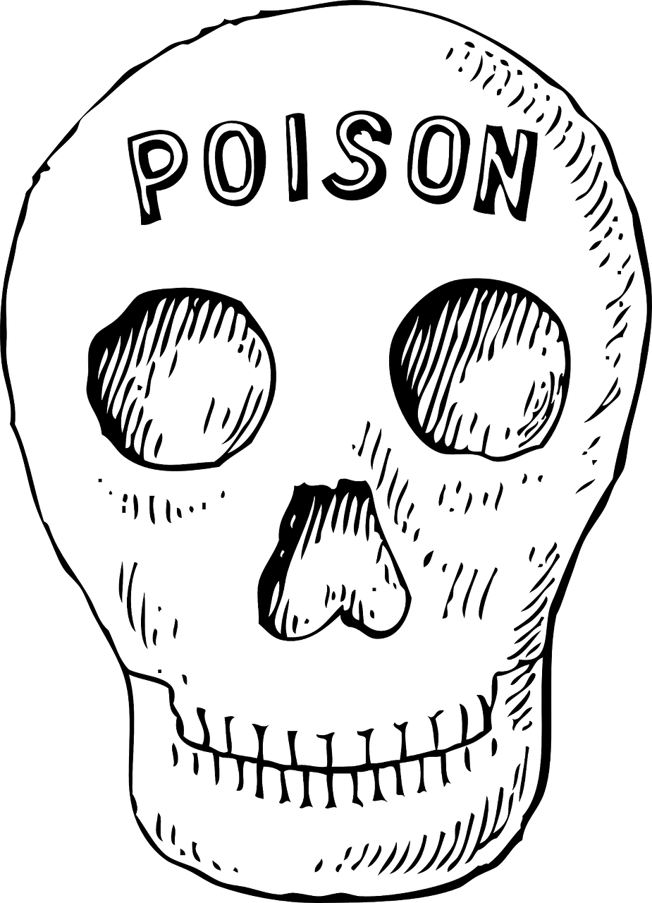 poison poisonous toxic free photo
