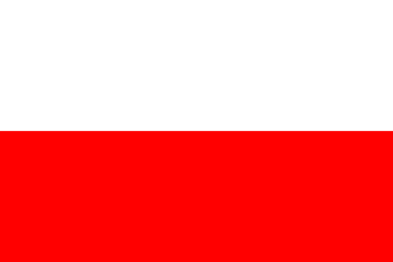 poland flag country free photo