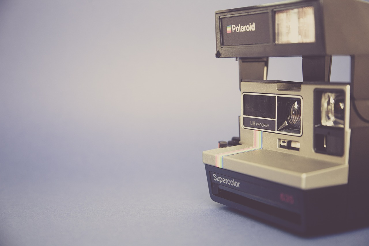 polaroid camera instant free photo