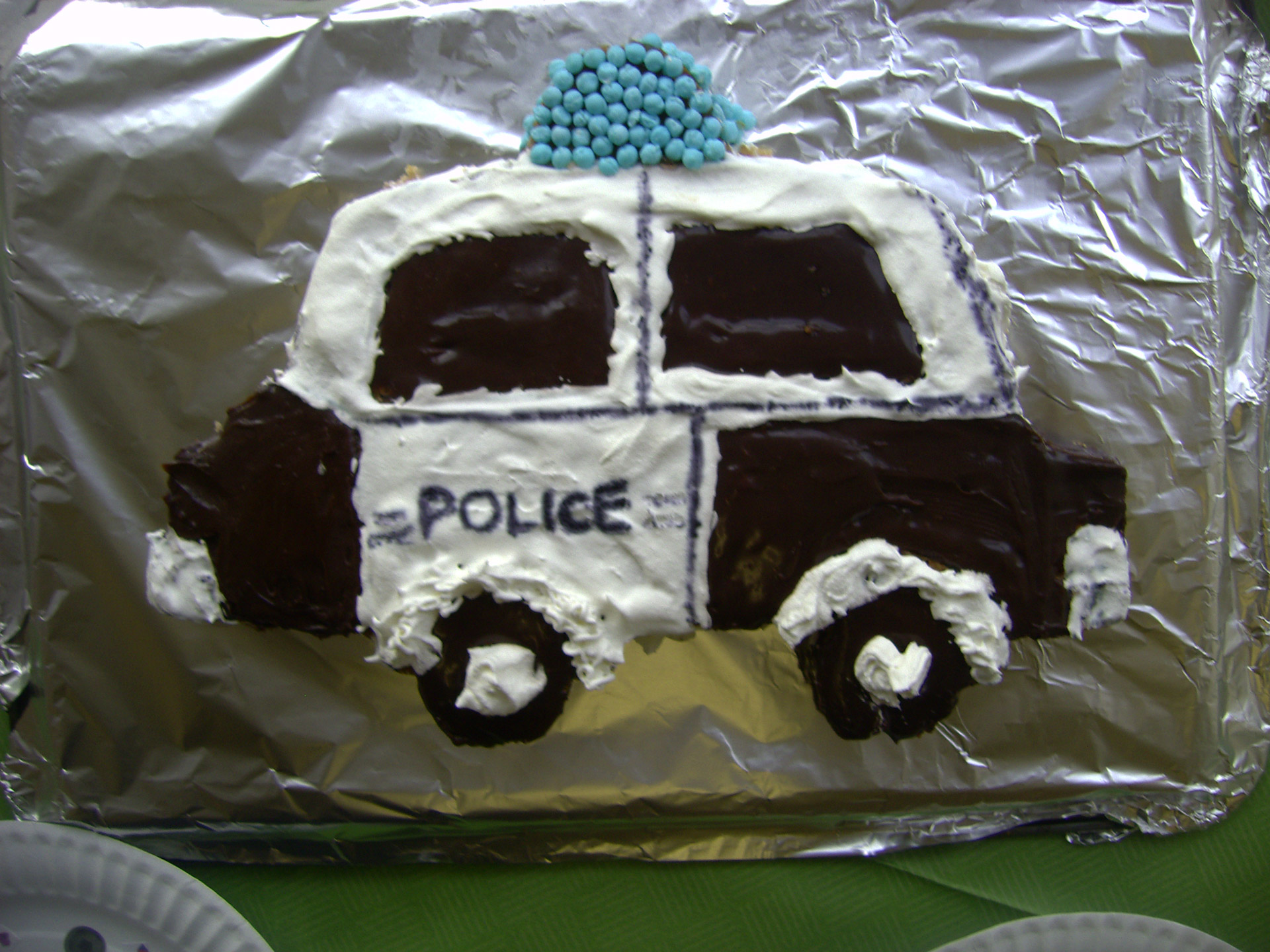 Decorate Police Car Police Car Cake Free Photo From Needpix Com
