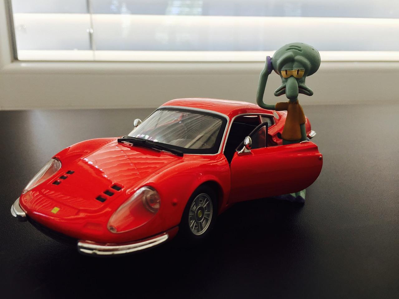 Porsche,squidward,spongebob,sponge,bob - free image from needpix.com