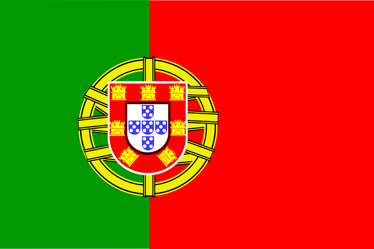portugal flag portuguese free photo