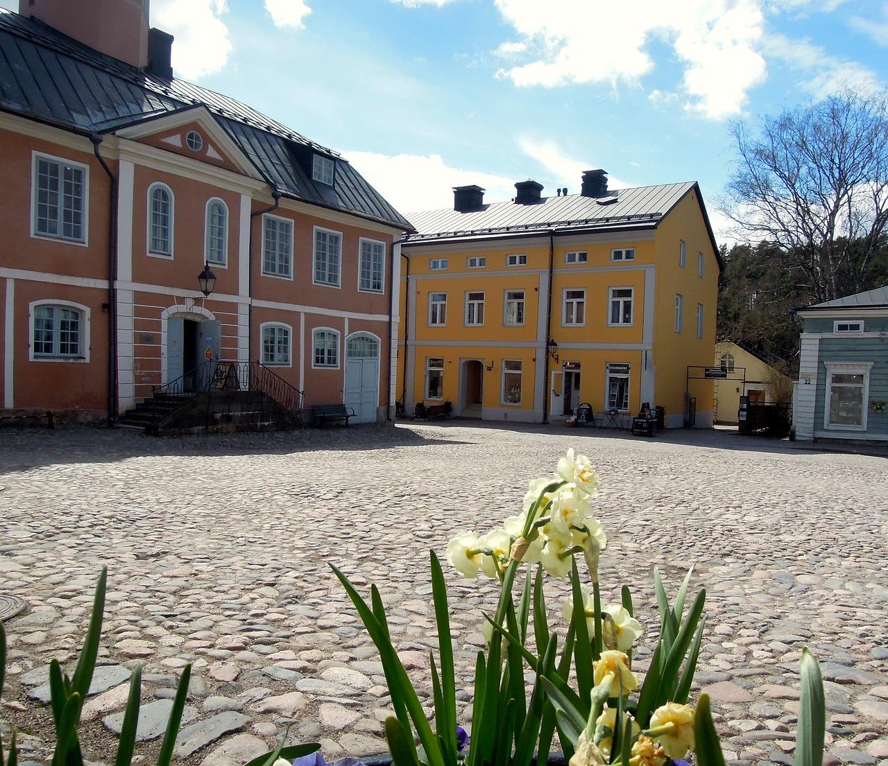 Porvoo,city,market,area,building - free photo from needpix com