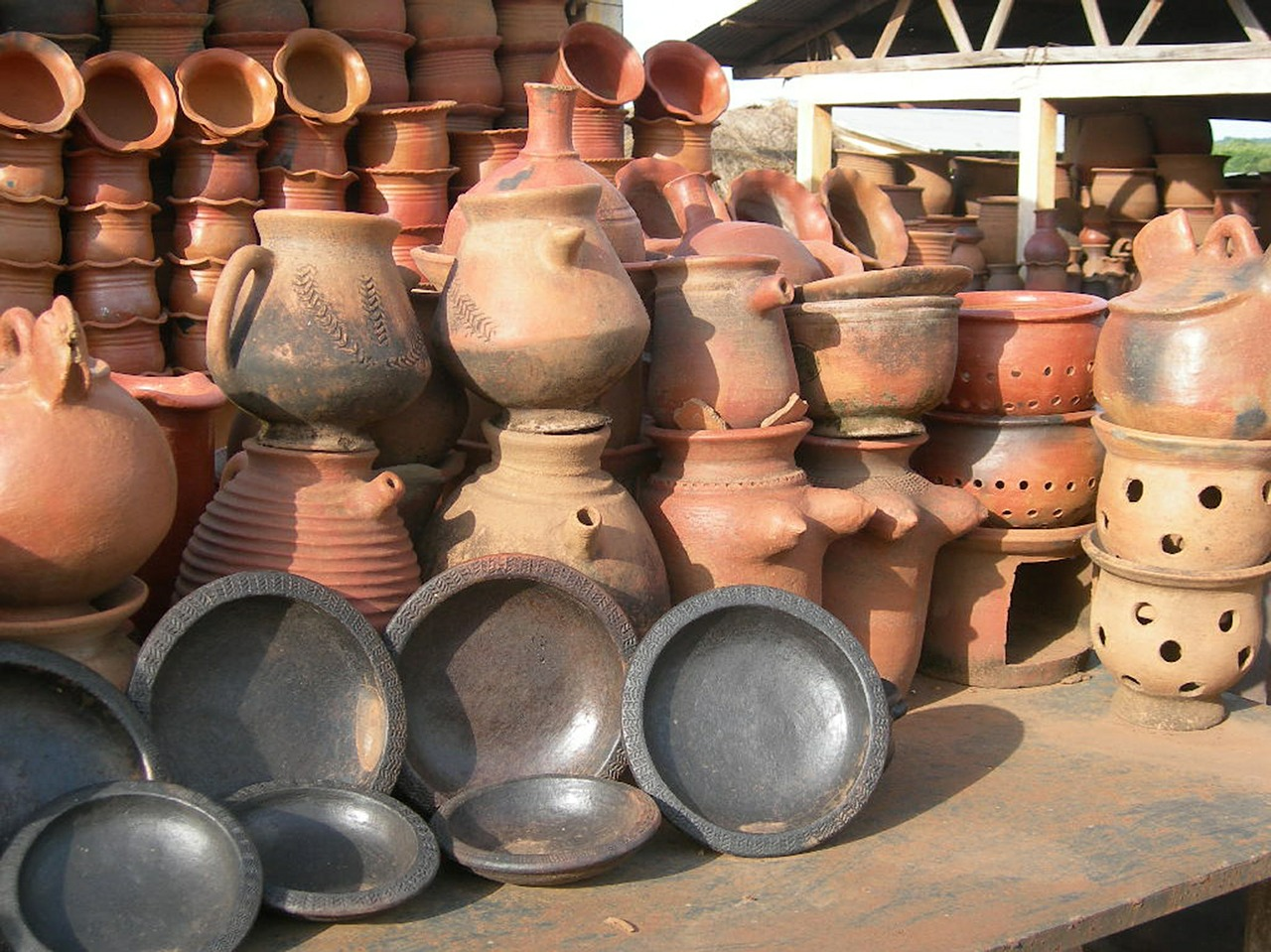 pottery clay crafts free photo