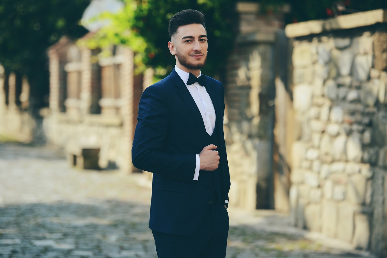 Prom, suit, bowtie, male, teenager - free image from needpix.com