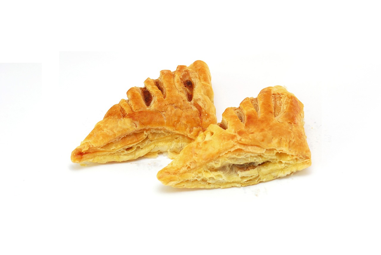puff pastry puff paste bakery free photo