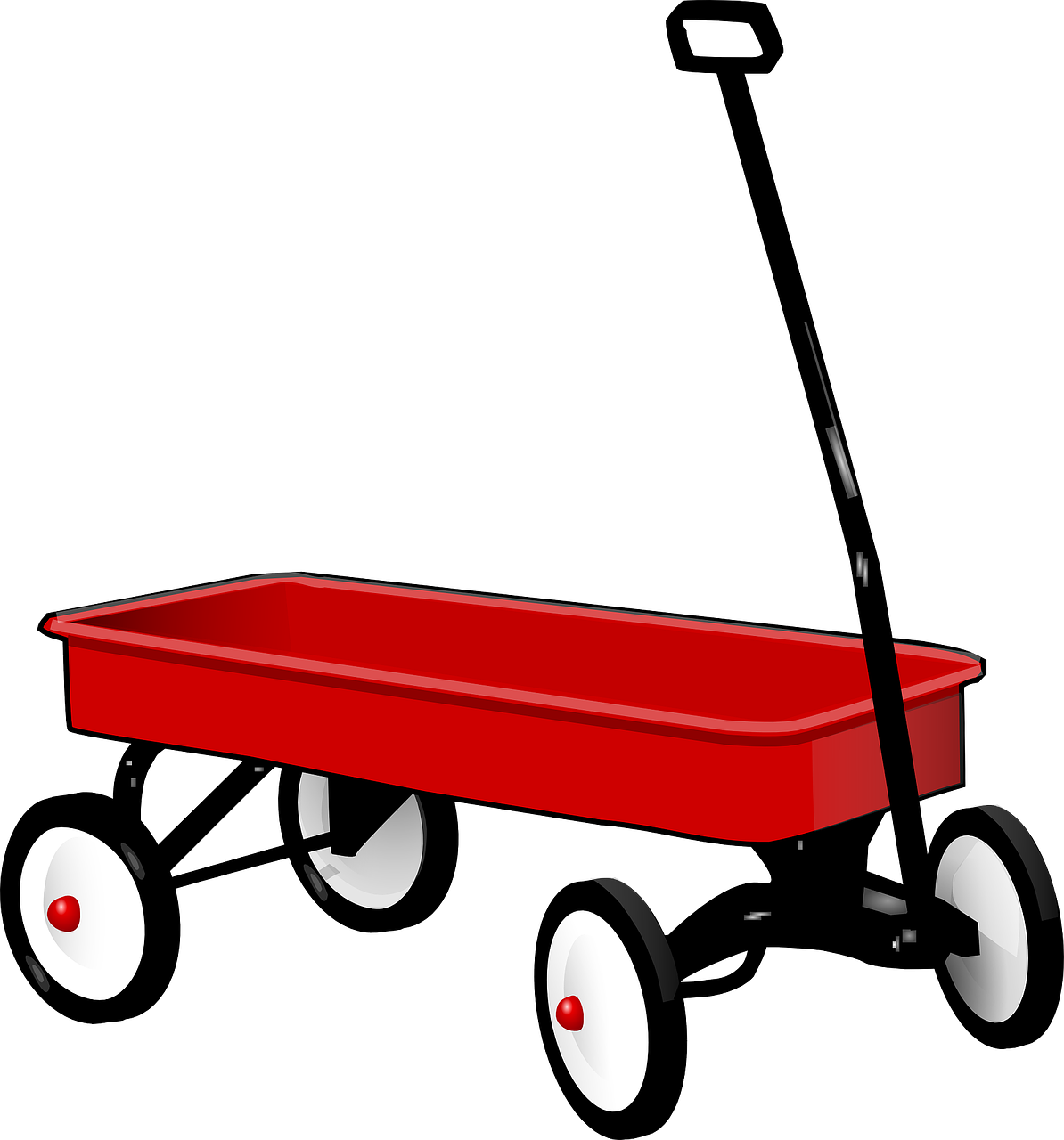 pull,wagon,trolley,pulling,cart,wheel,toy,red,kids,carriage,free vector graphics,free pictures, free photos, free images, royalty free, free illustrations, public domain
