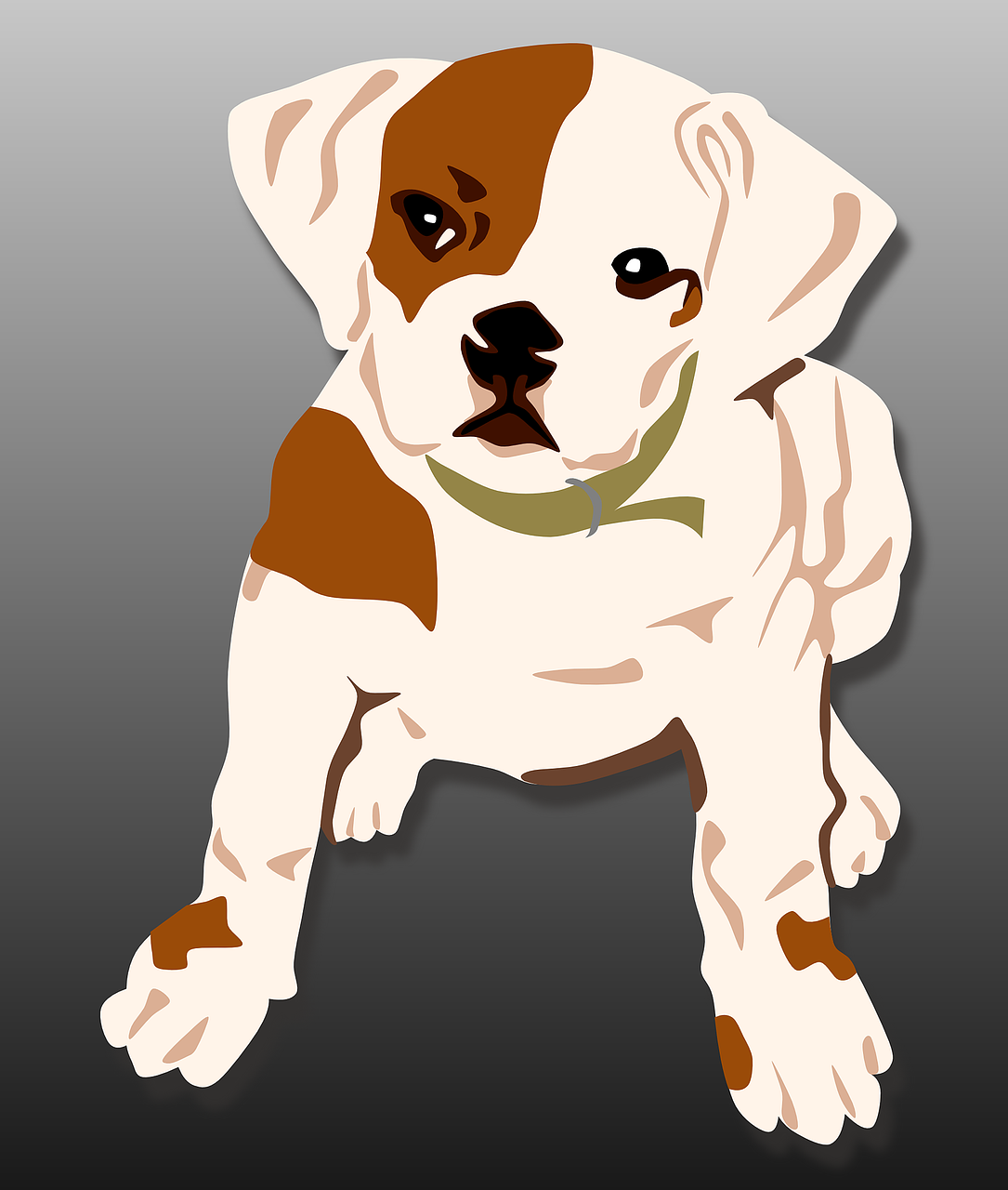 puppy dog bulldog free picture