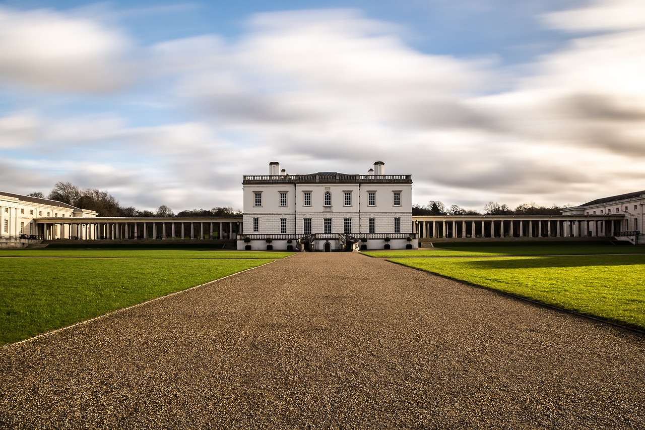 queens house greenwich london free photo
