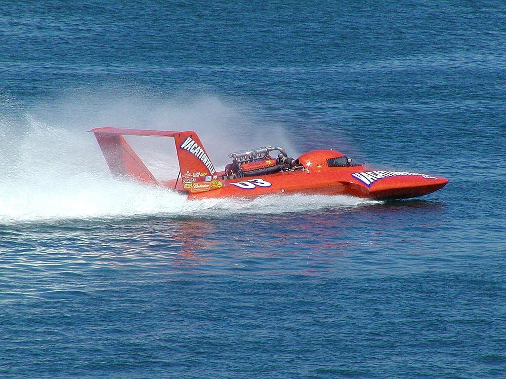 racing boat speedboat boot free photo