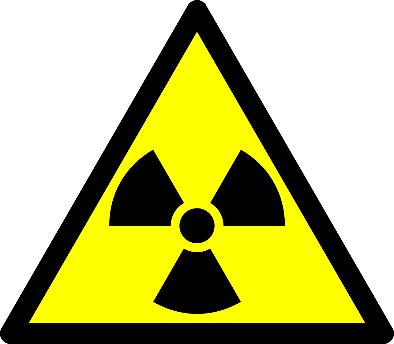 radioactive nuclear danger free photo