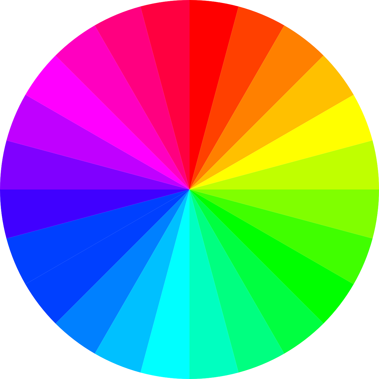 Download Free Photo Of Rainbow Colors Circle Color Spectrum Colors Round From Needpix Com