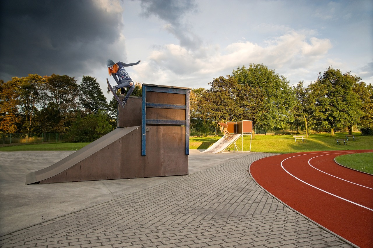 Ramp,stadium,field,sport,board - free photo from needpix com