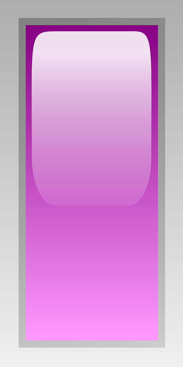 rectangular,purple,led,push,button,rectangle,free vector graphics,free pictures, free photos, free images, royalty free, free illustrations, public domain