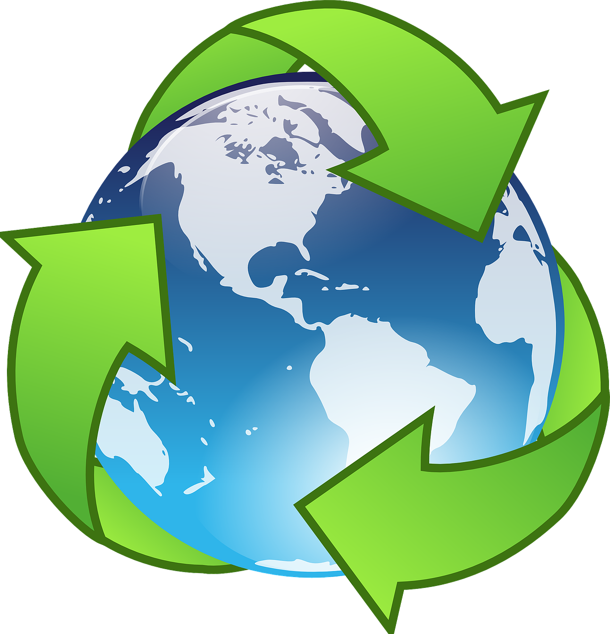 recycle green earth free photo
