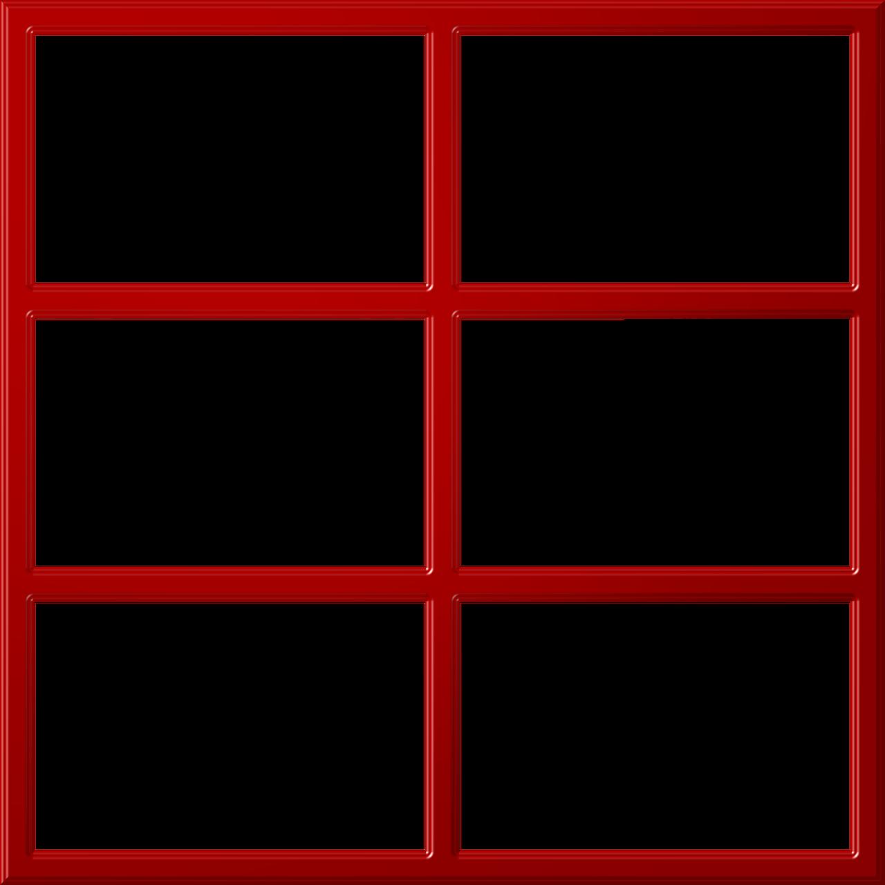 Red,frame,window,border,design - free photo from needpix.com