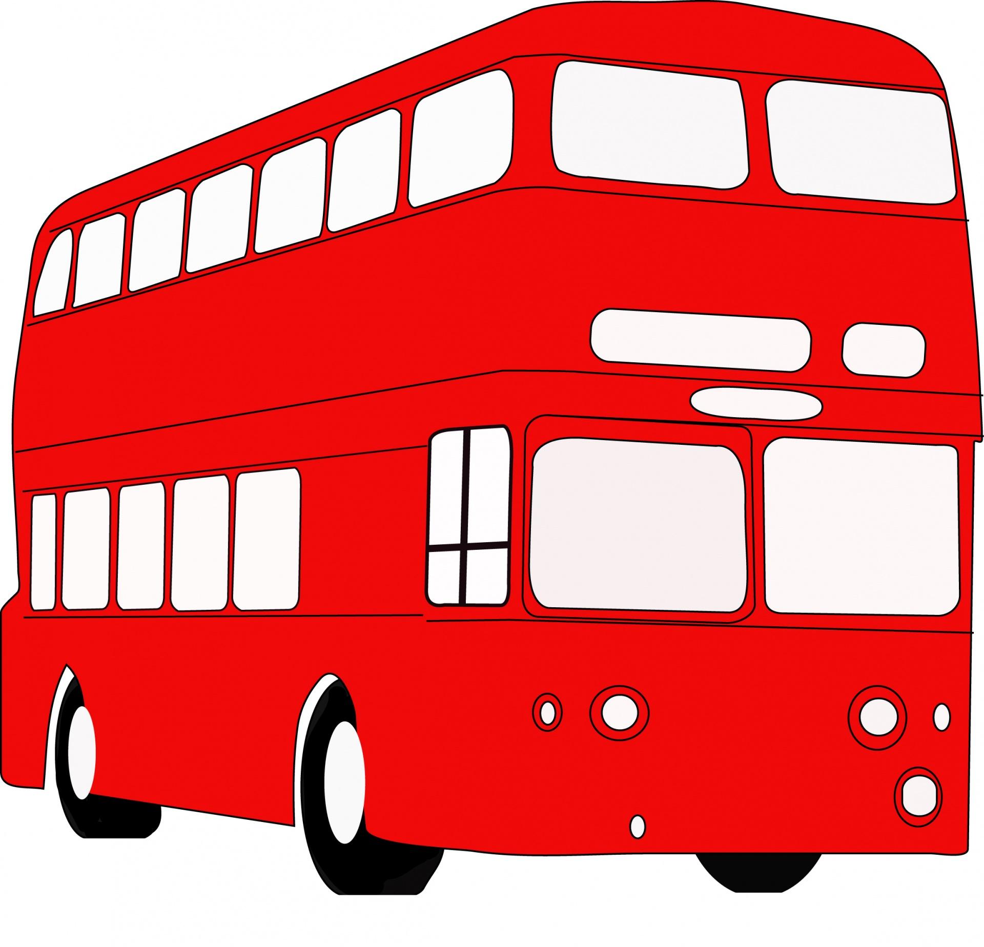 Church Bus Clipart