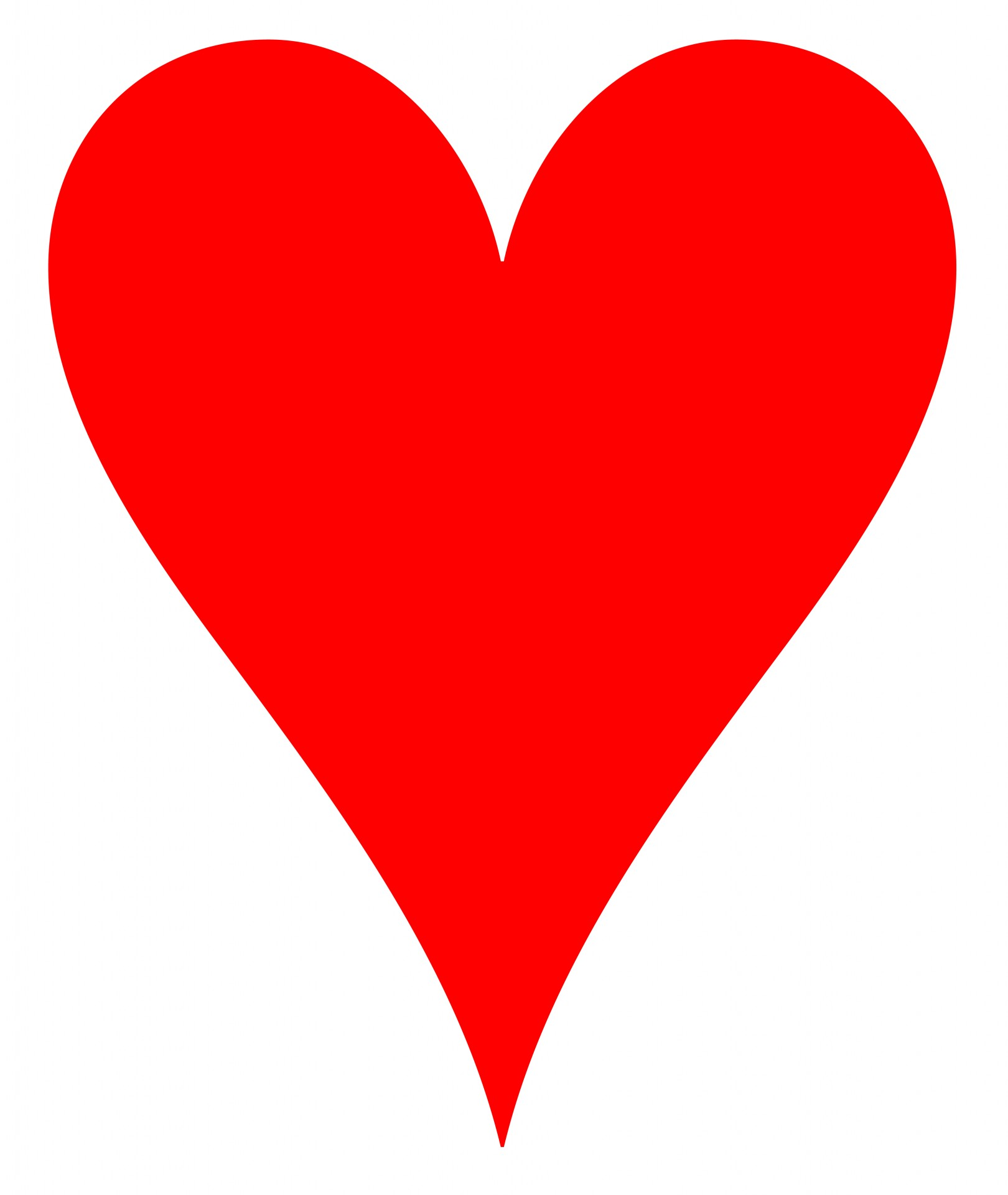 Red heart,heart,red,clipart,love - free photo from needpix com