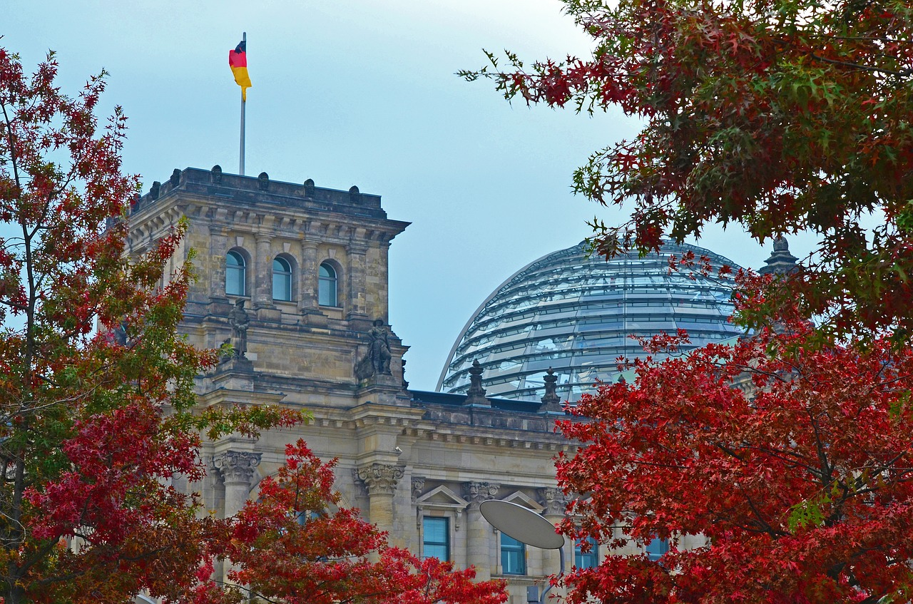reichstag berlin bundestag free photo