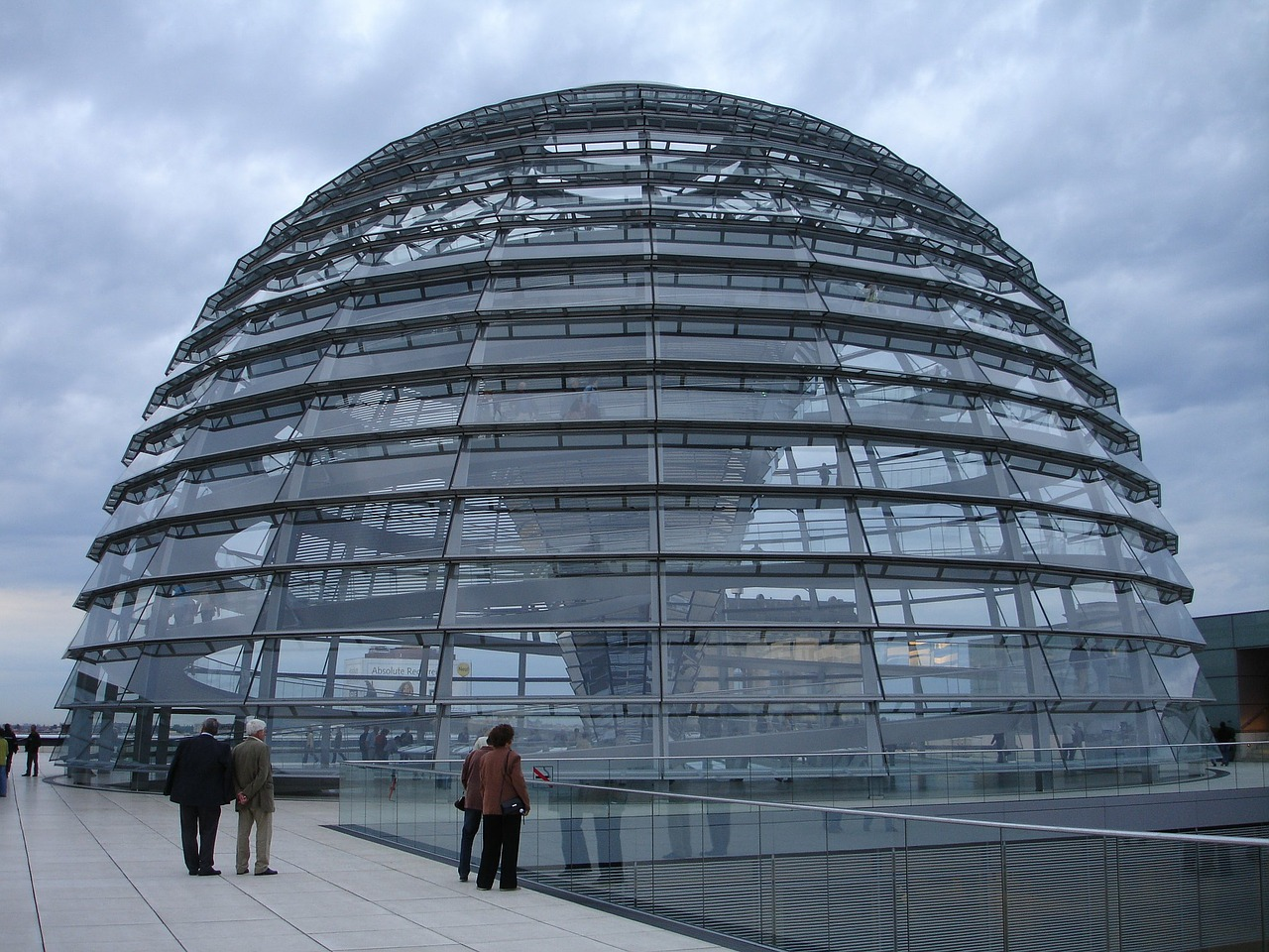 reichstag berlin dome free photo