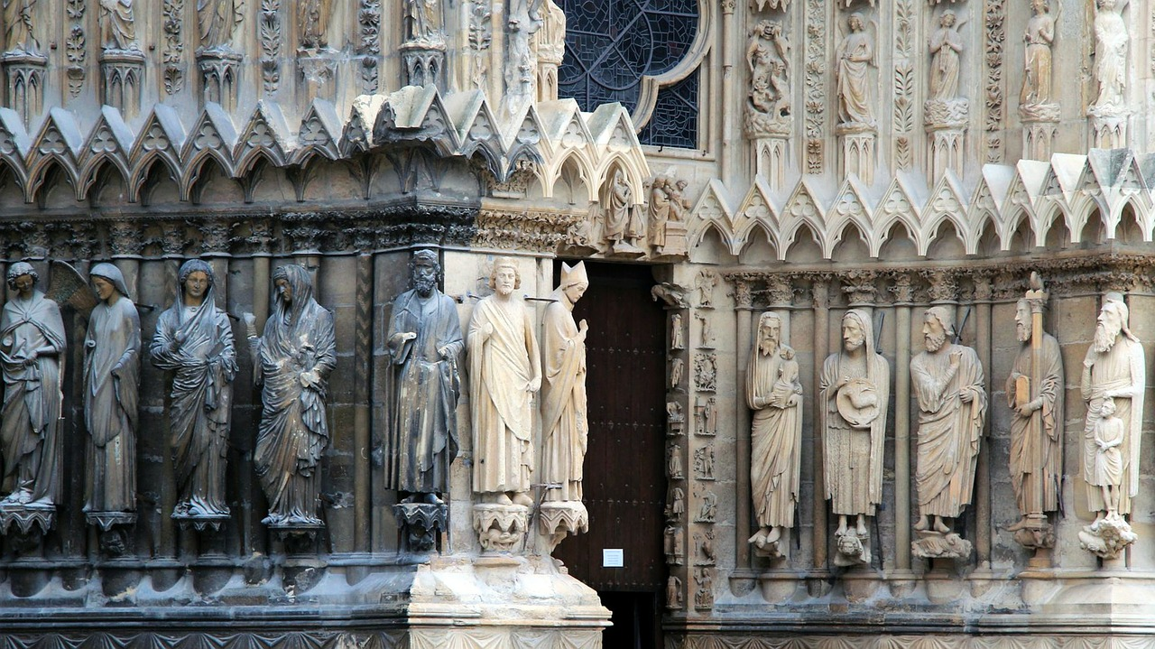 reims saints white free photo