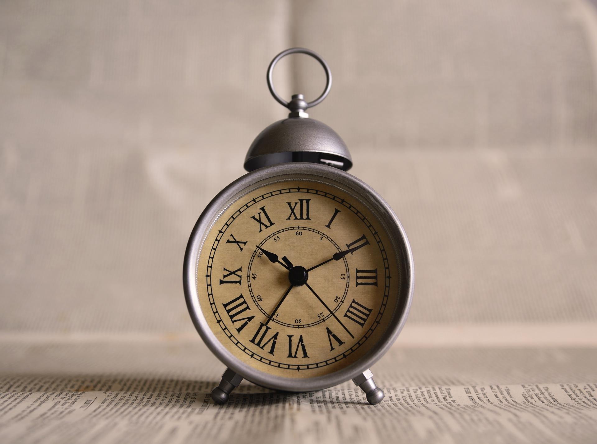 Clock,sound,sleep,work,time - free photo from needpix com