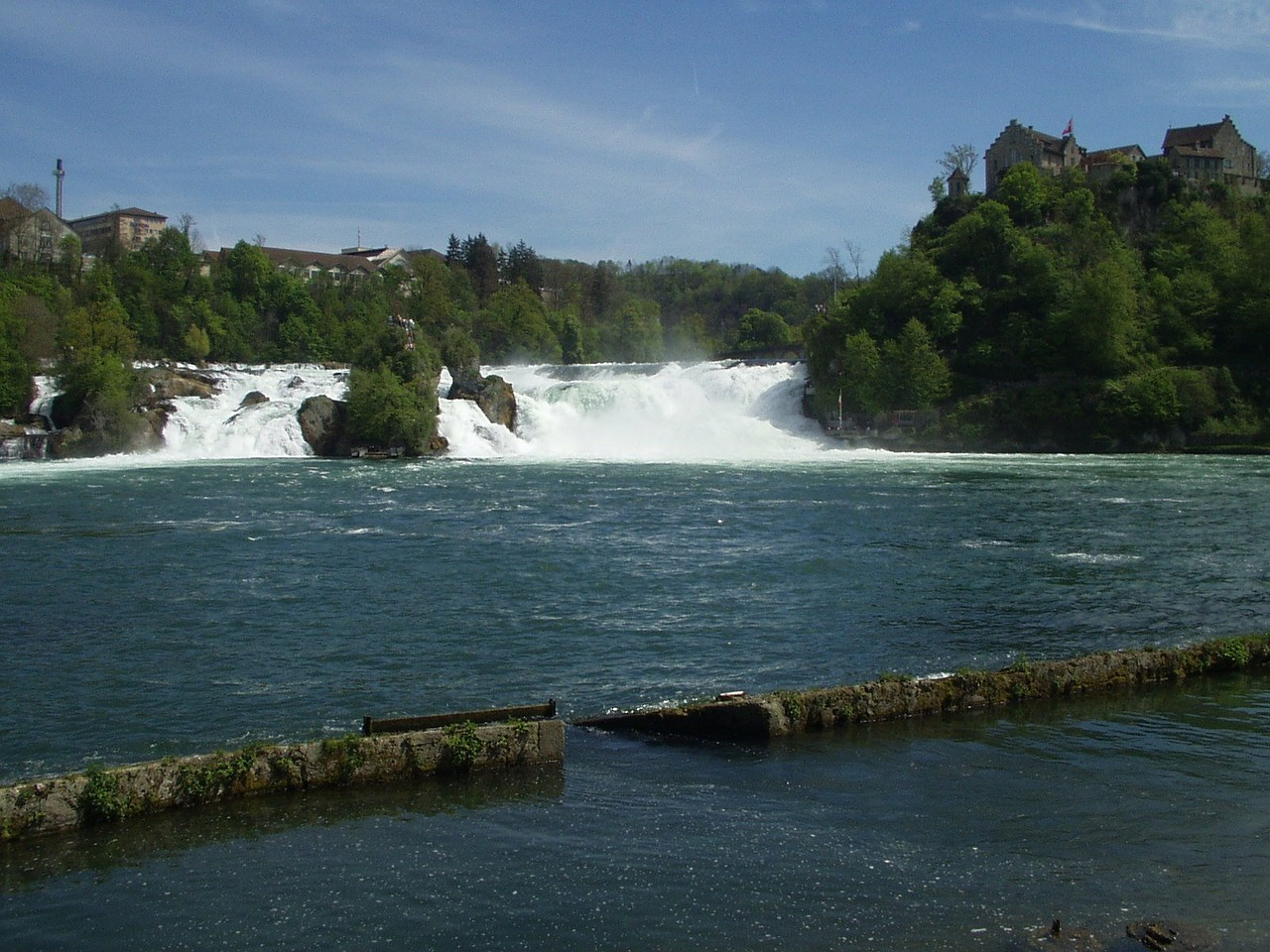 rhine falls,schaffhausen,rhine,waterfall,river,germany,free pictures, free photos, free images, royalty free, free illustrations, public domain