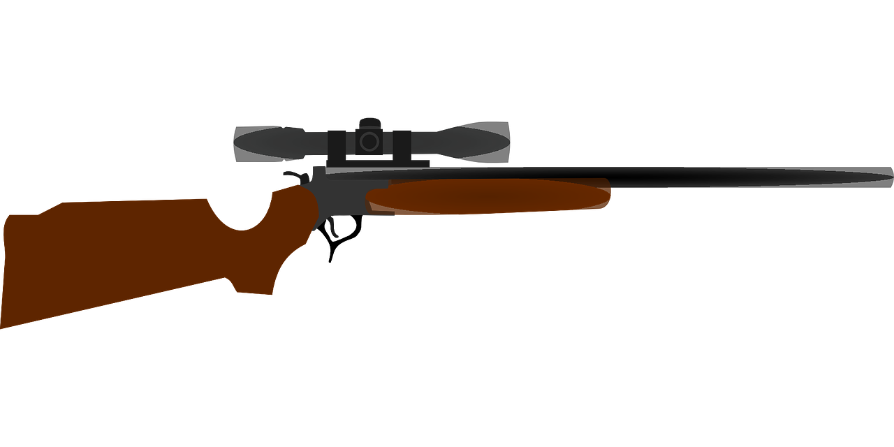 rifle scope weapon free picture