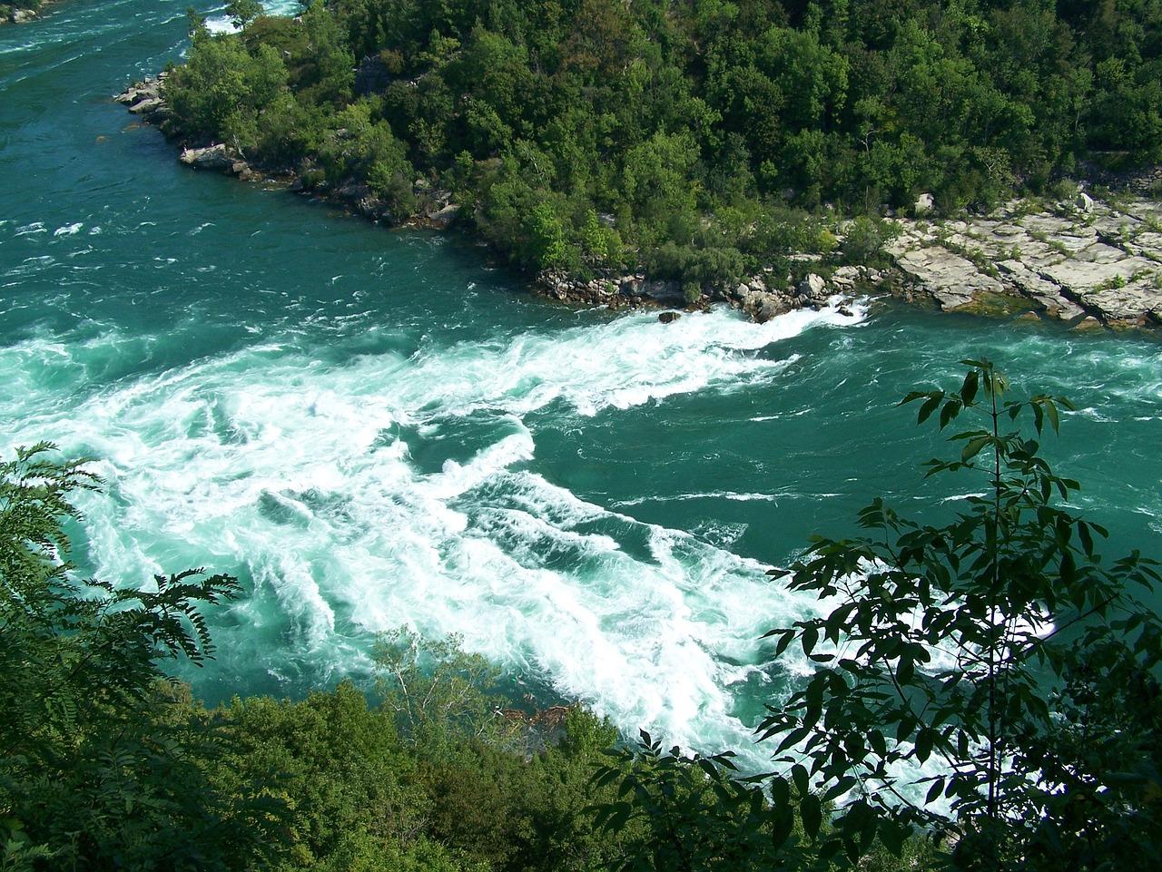 River,rapids,land,landscape,motion - free image from needpix.com