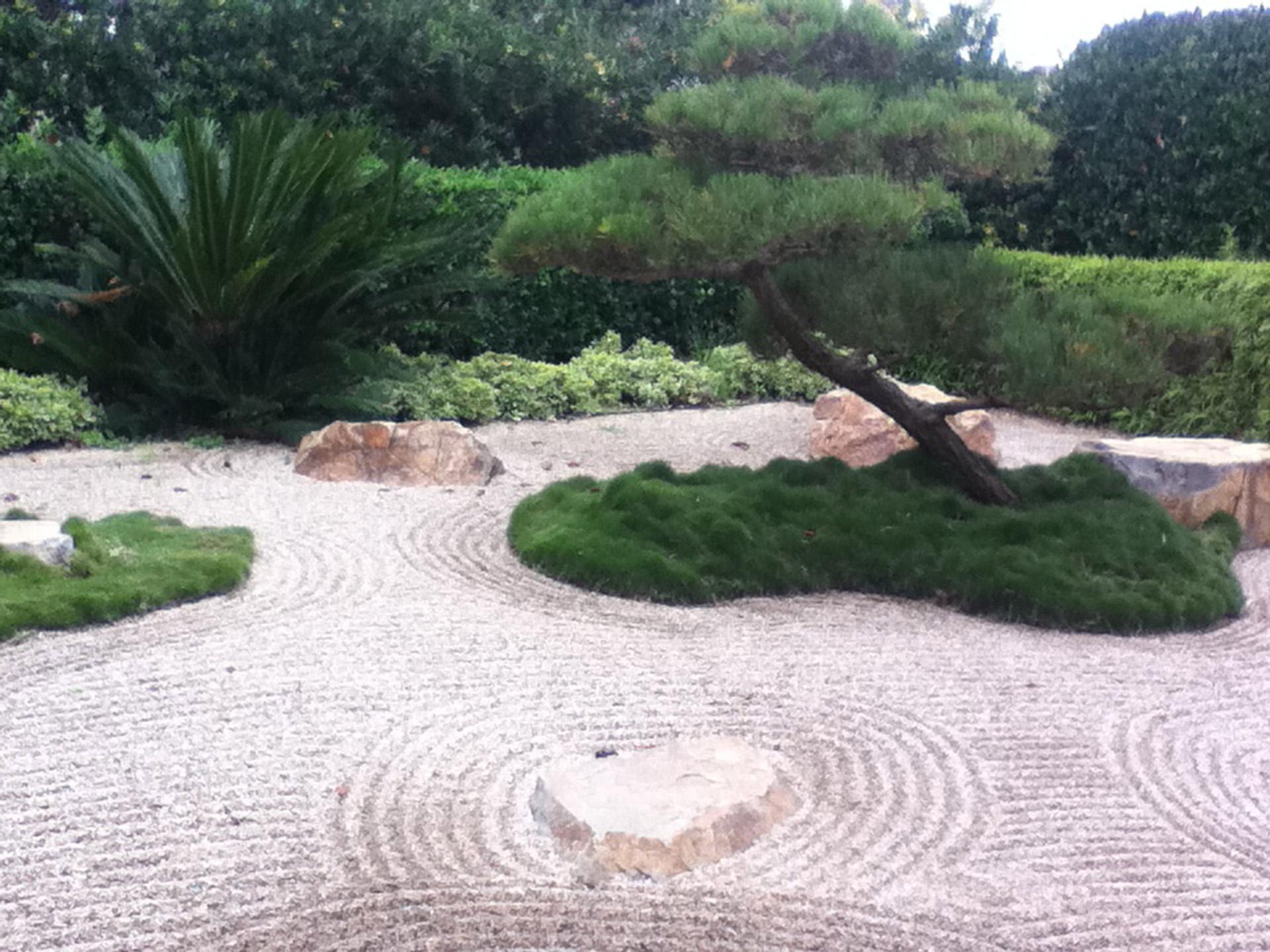 Rock Garden Zen Meditation Buddhist Free Image From Needpix Com