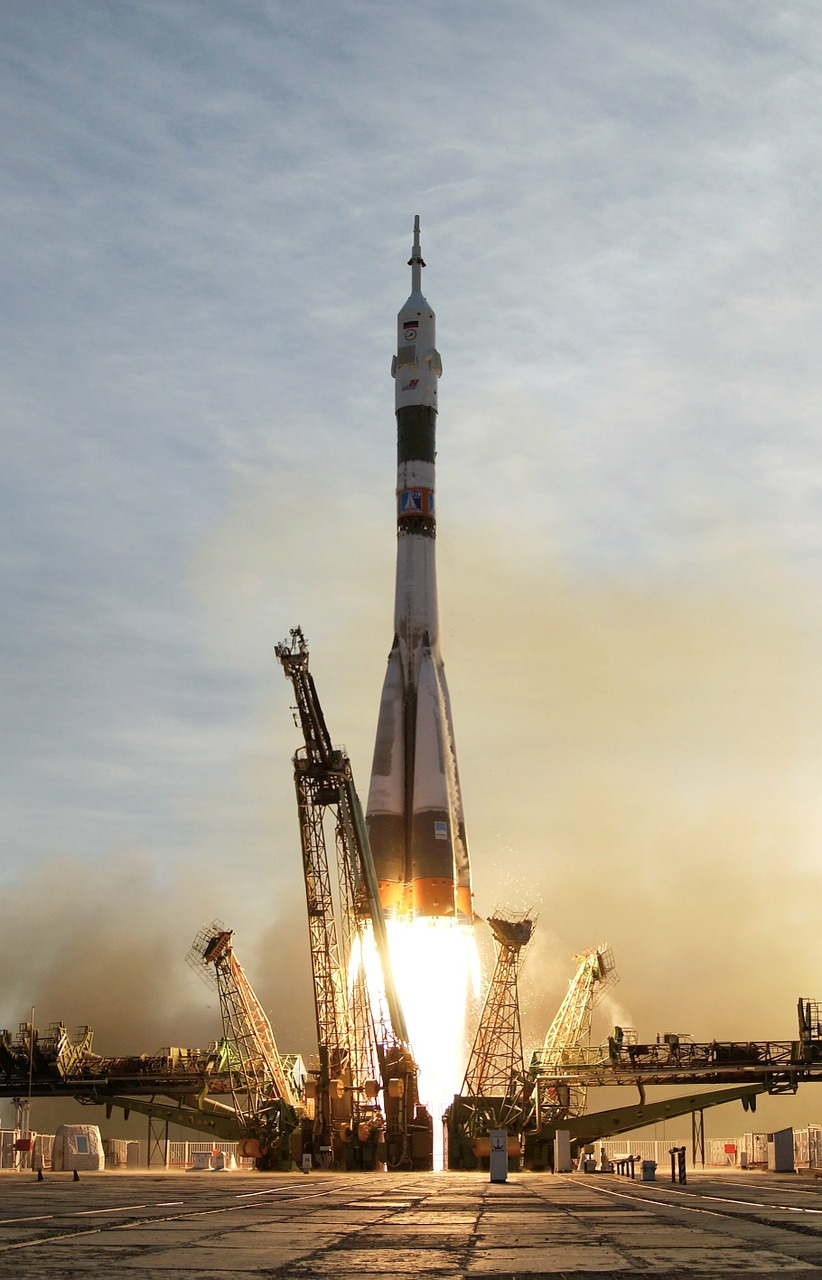 rocket soyuz rocket soyuz free photo