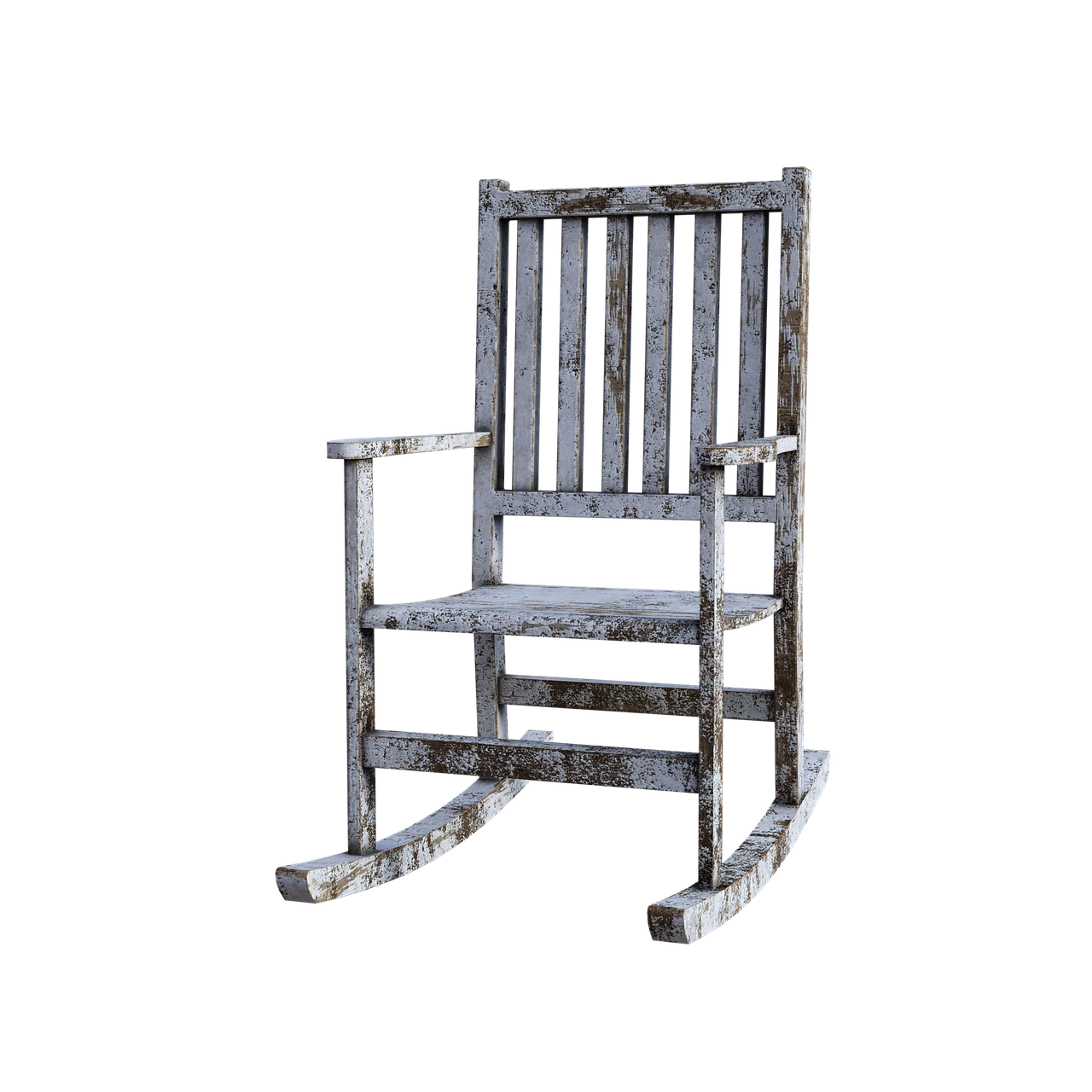 rocking chair  vintage  old free photo