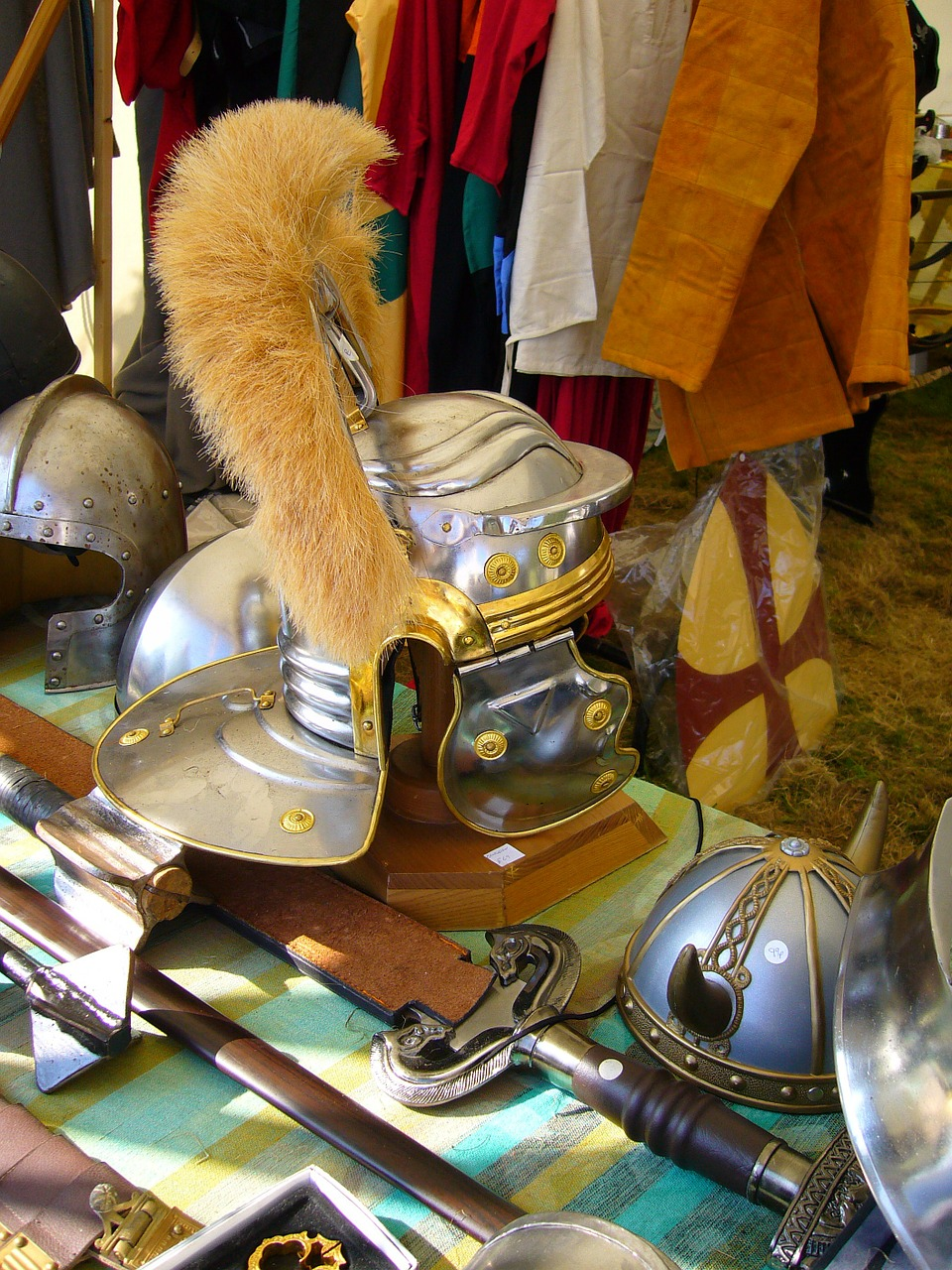 roman helmet history historical free photo