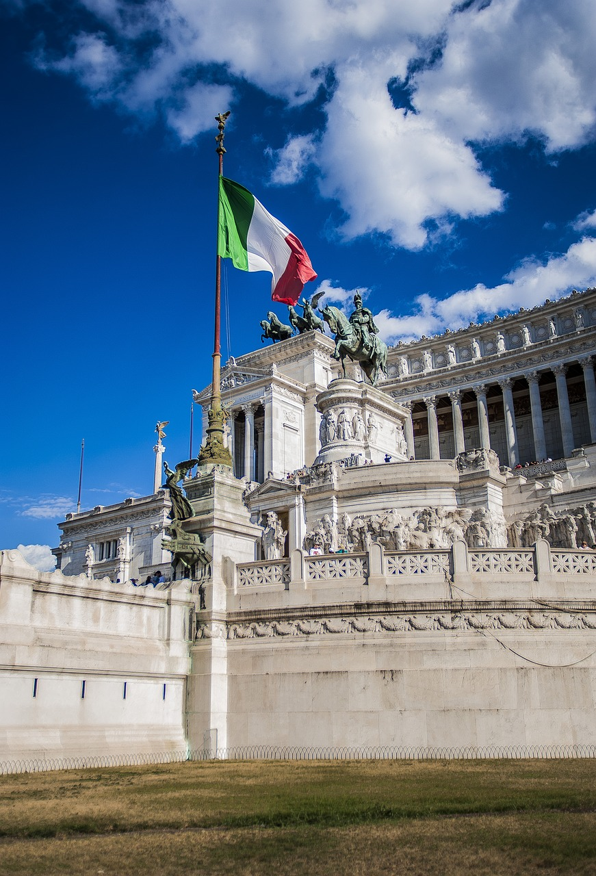 rome altar altar of the fatherland free photo