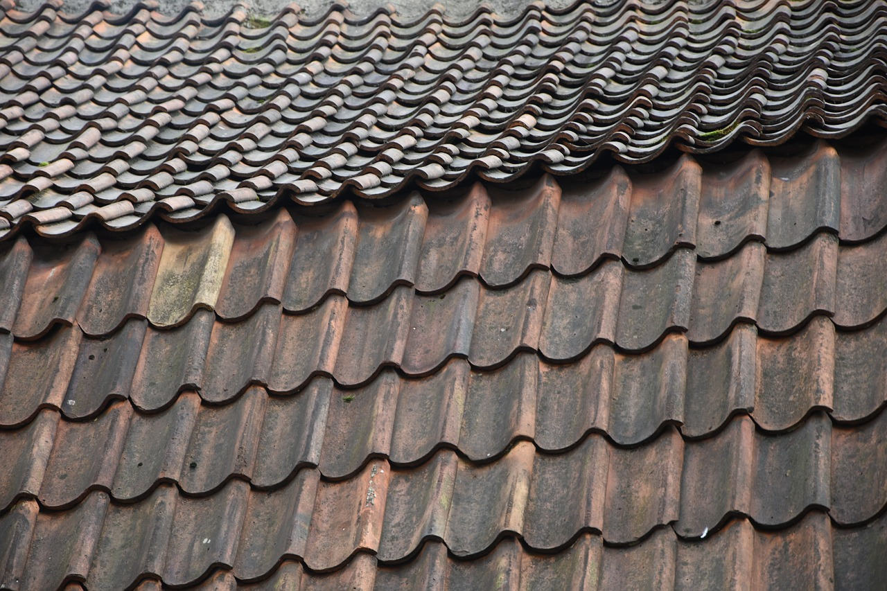 roof tiles rooftop free photo